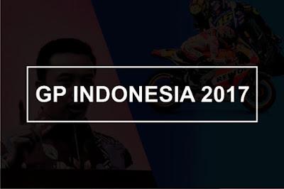 Hari Ini (Rabu, 21/10) Grand Prix Indonesia Butuh Do'a 8 Juta Fans MotoGP Tanah Air