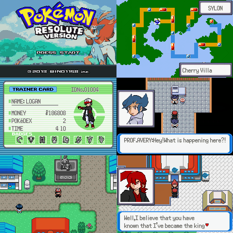 Pokemon resolute cheats rare candy