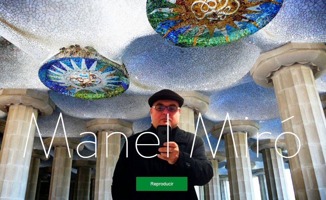 """Pulsa en el enlace Entrevista a Manel Miró por """"El Museo de Hoy"""" para acceder al vídeo"""