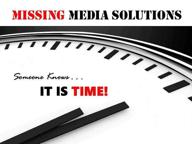 Missing Media Solutions