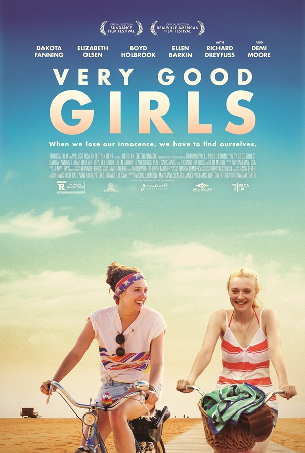 Póster Very Good Girls