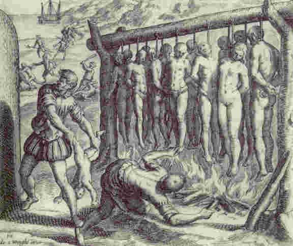 نتيجة بحث الصور عن مذبححة الهنود الحمر