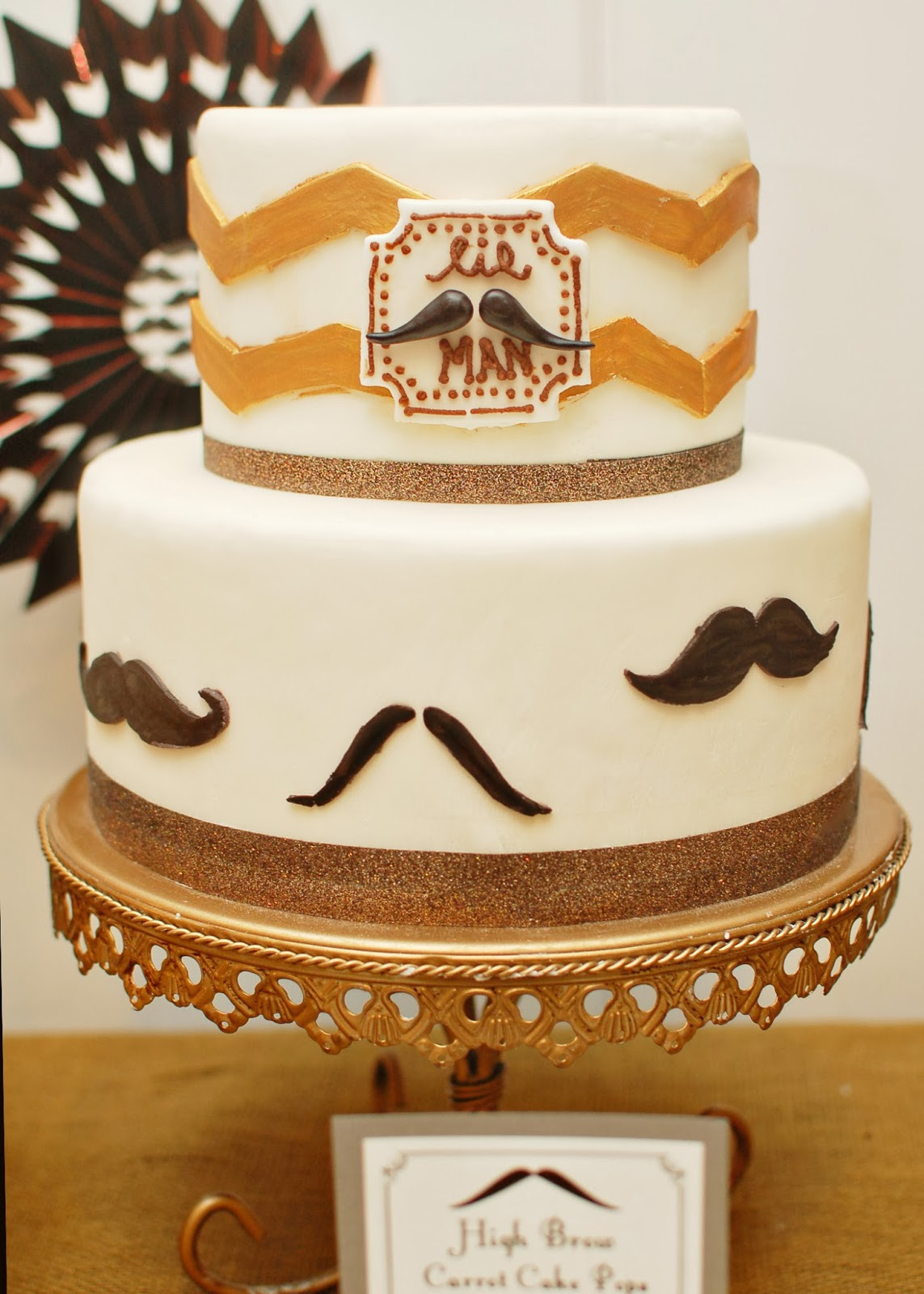 Cake Happens Milk Mustache Themed Baby Shower With Free Printables