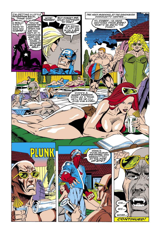 Captain America (1968) Issue #434 #384 - English 23