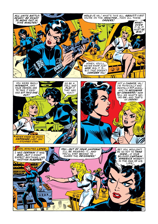 Captain America (1968) Issue #148 #62 - English 12