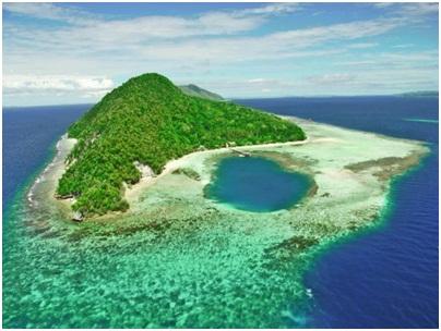 Objek wisata raja ampat papua jelajah indonesia - Raja laut dive resort ...