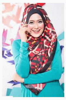 Gambar Hijab Modern Zoya