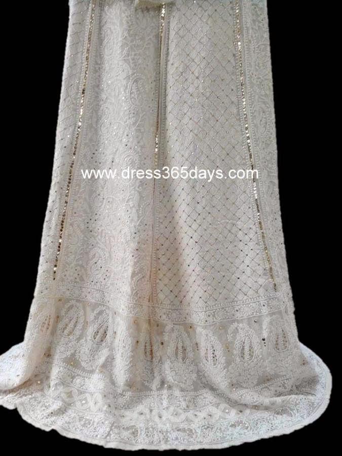 Paisley (Mango Design) Bridal Wedding Lehenga