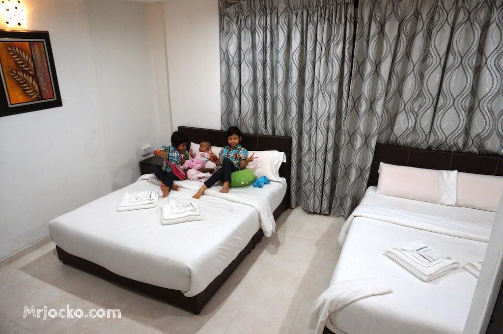 Budget Hotel Tawaquf Inn Kuala Terengganu