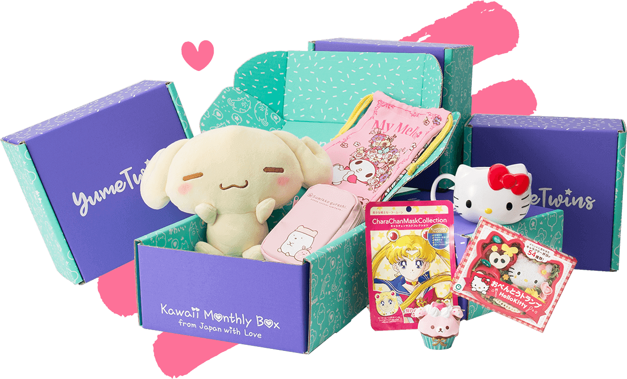 Get $5 off for first YumeTwins box