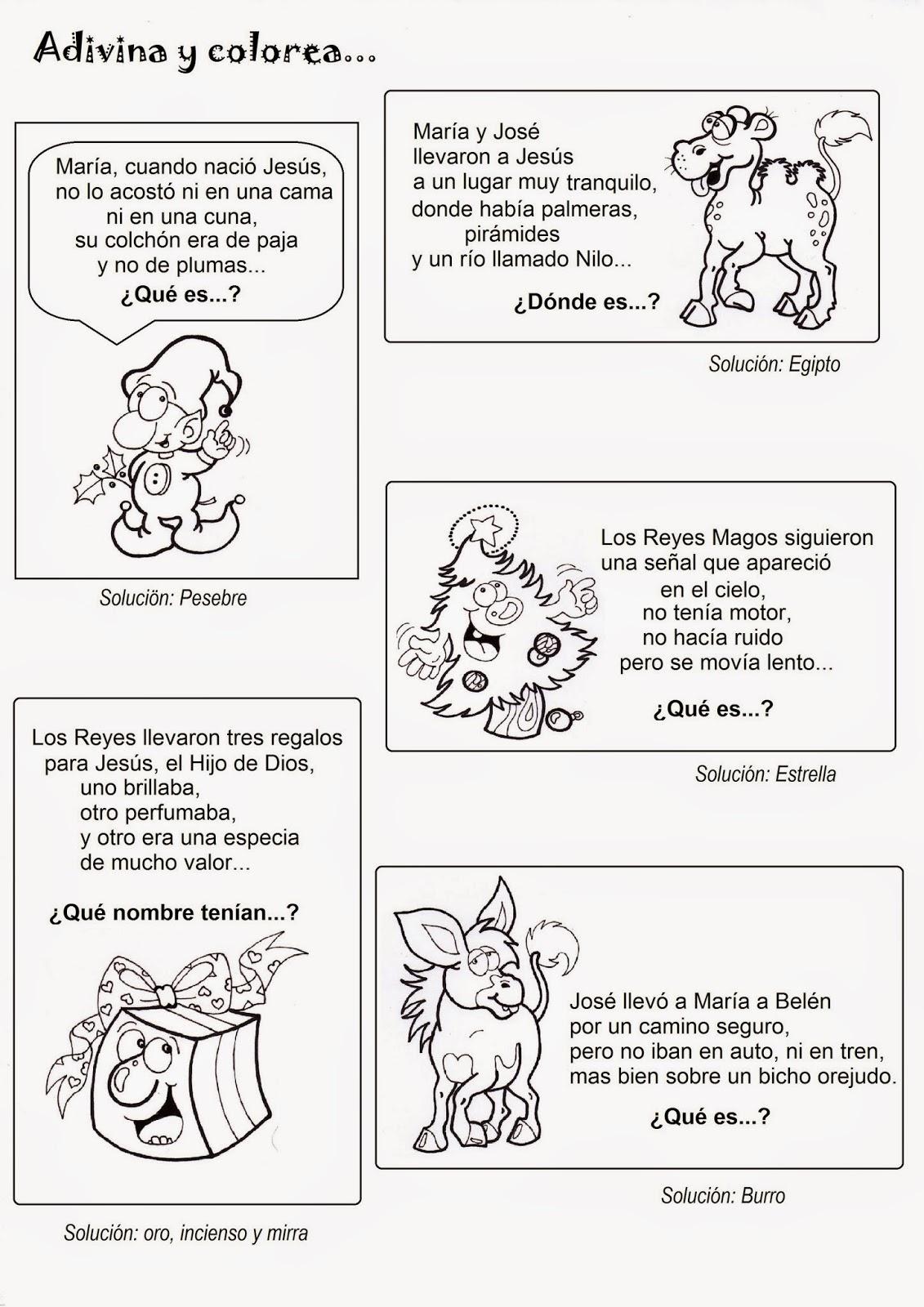 MATERIALES DE RELIGIÓN CATÓLICA: LasMelli