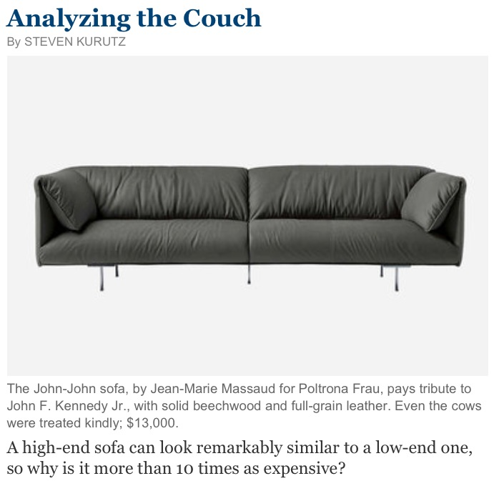 Sofa, Settee, Couch. Take A Seat.
