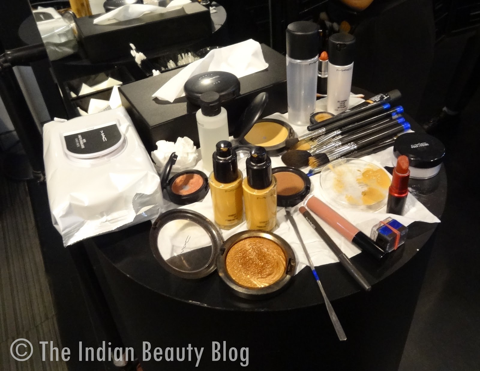 MAC makeup lessons: my experience