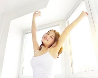www.webunic.blogspot.com-Kebiasaan Apa Saja Yang Menyehatkan di Pagi Hari?