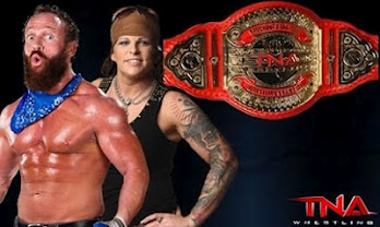 TNA Knockouts Tag Team Champions