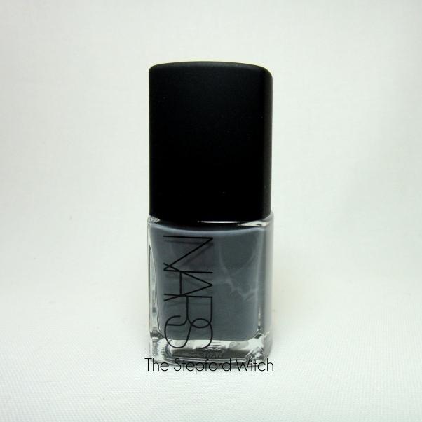 Nars Black Nail Polish i Love Black Nail Polish And
