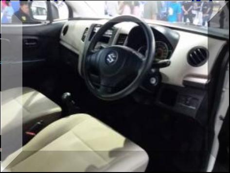 Interior Suzuki Karimun Wagon R DILAGO
