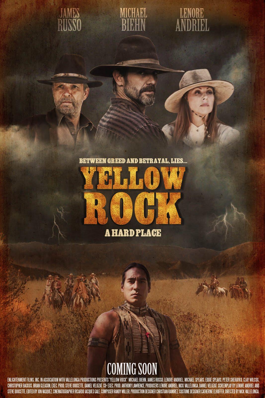Yellow Rock (2013)