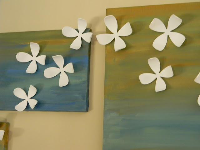 Forever decorating wall flower art - Wall flower design ...