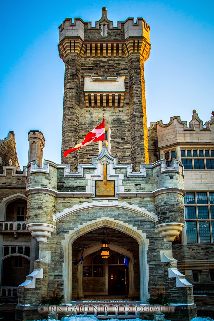 Casa Loma, one of Toronto's many visitor attractions, collection of notable images from the Castle by Chris Gardiner Photography www.cgardiner.ca