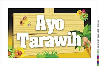 Tata Cara Salat Tarawih dengan 'Cepat'