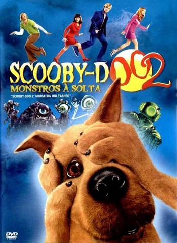 Scooby-Doo! 2: Monstros à Solta – Dublado (2004)