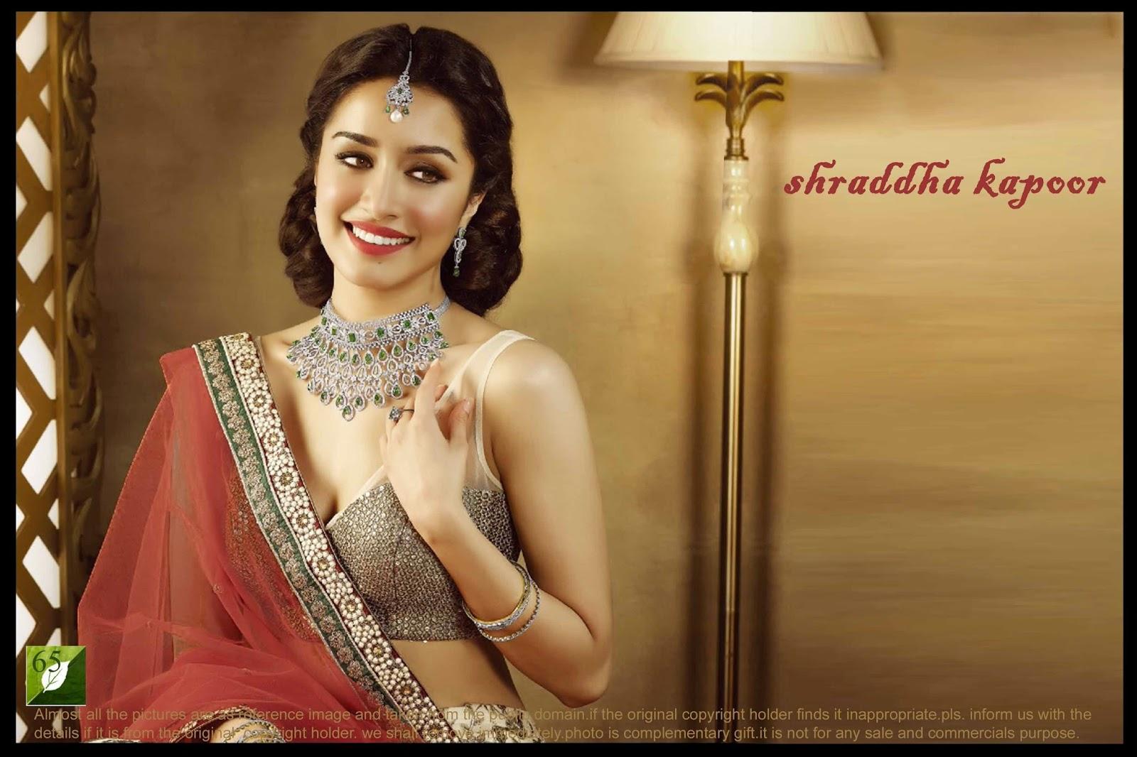 Shraddha Kapoor Saree 3291a553