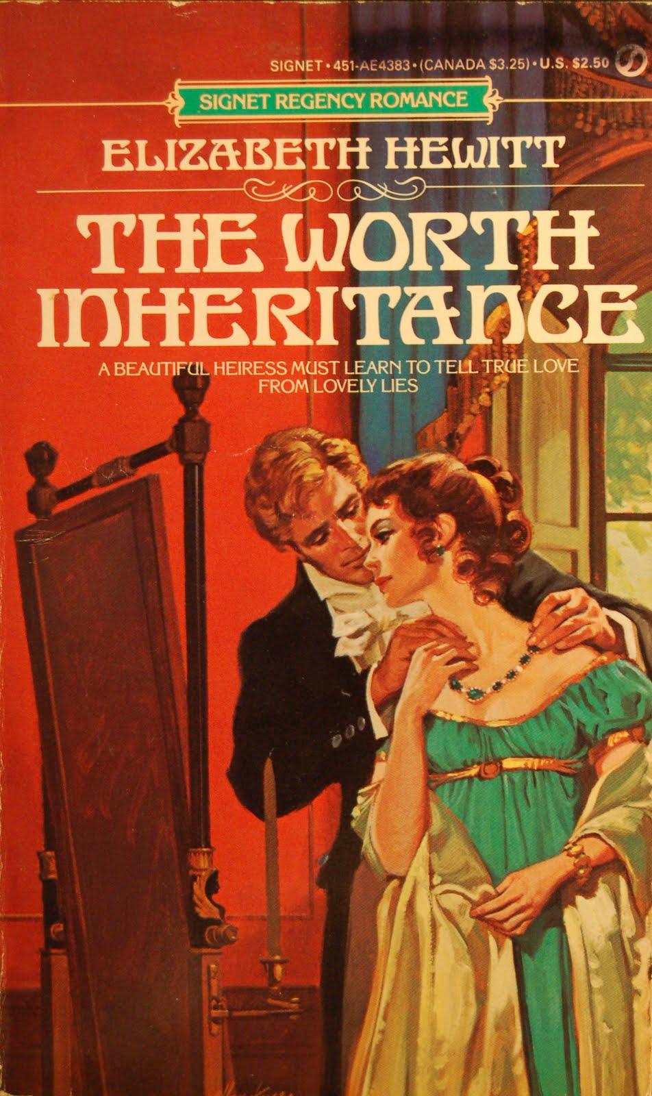 The Worth Inheritance Elizabeth Hewitt
