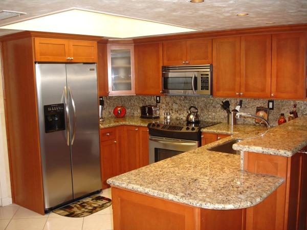 Cocinas integrales de material cemento imagui for Material cocina