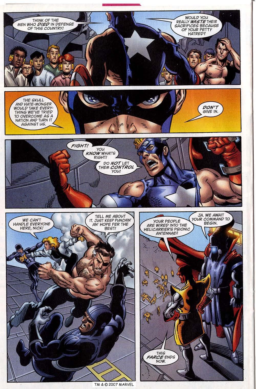 Captain America (1998) Issue #48 #55 - English 26