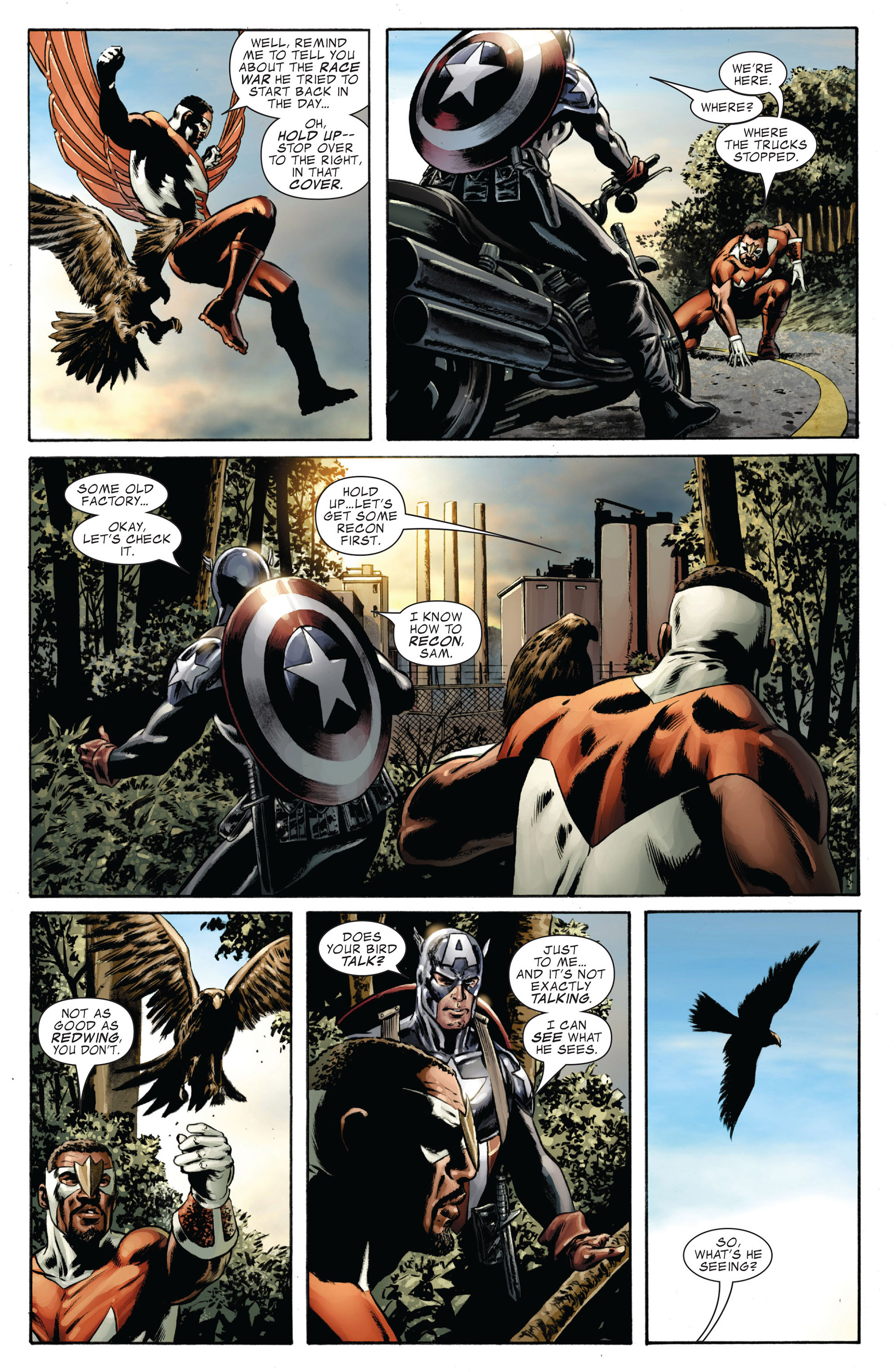 Captain America (2005) Issue #38 #38 - English 10