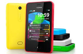 Spesifikasi Harga Nokia Asha 501