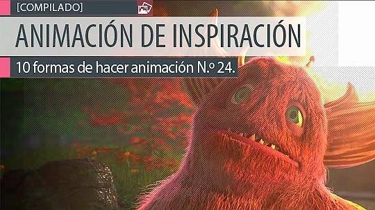 Animación. 10 formas de hacer animación N.º 24