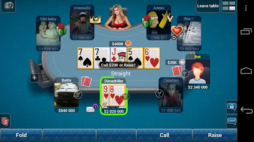 Texas Poker Apk Game Android - Gratis Download