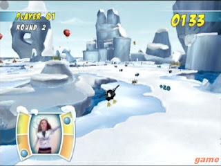 YetiSports, Arctic Adventures