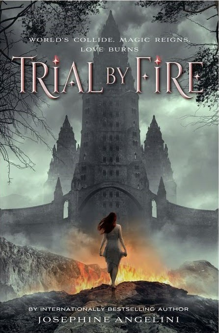 Trial by Fire Worldwalker Buchreihe Cover Orignal - Let's Talk About