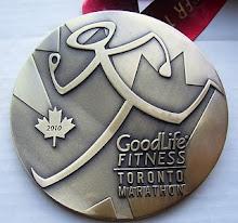 Toronto Marathon 2010
