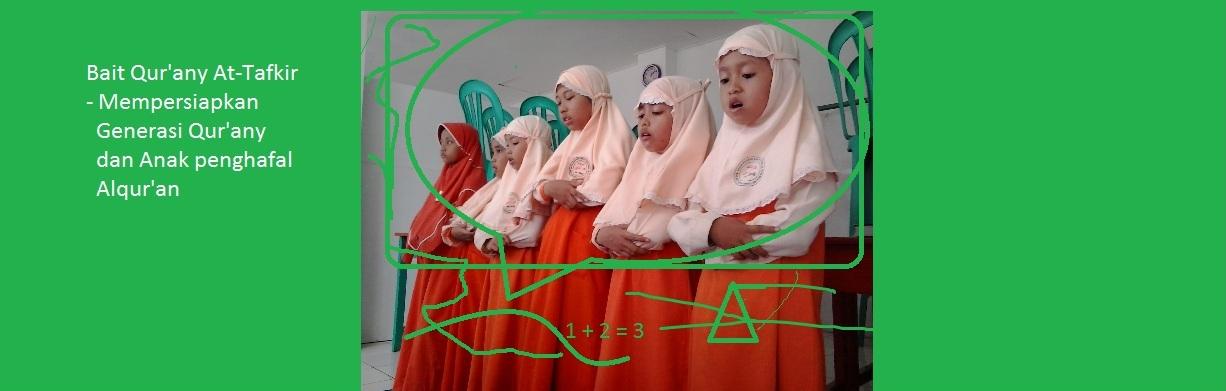 Belajar membaca, menghafal Al-Qur'an Selatan Jakarta