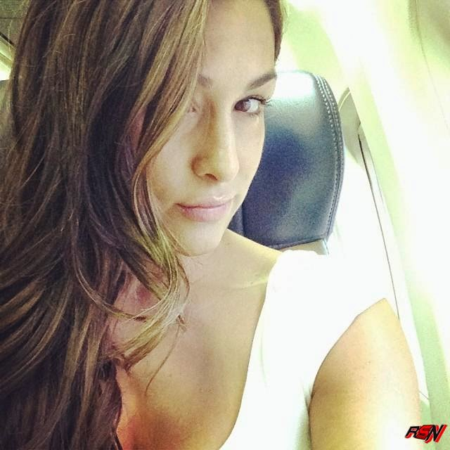Nikki Bella Without Makeup On.