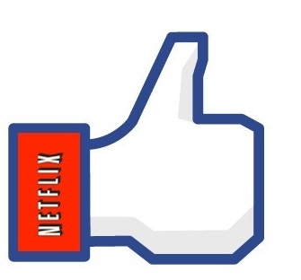 Netflix y Facebook
