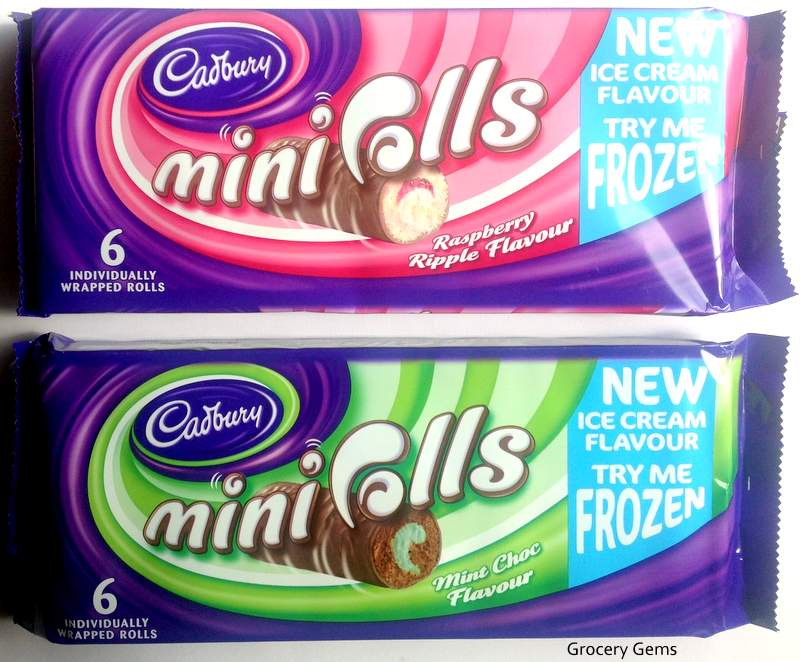Cadburys Mini Roll Advert These New Cadbury Mini Rolls