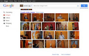 Google Images experiment, results page (googleimagesexperiment )