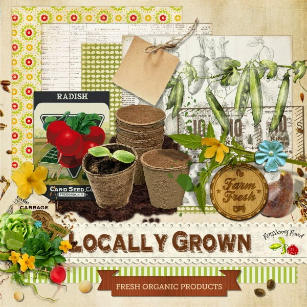 Locally Grown Collection & Free Mini Kit