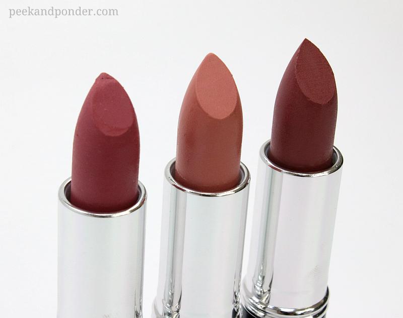 Laura Geller lipstick trio
