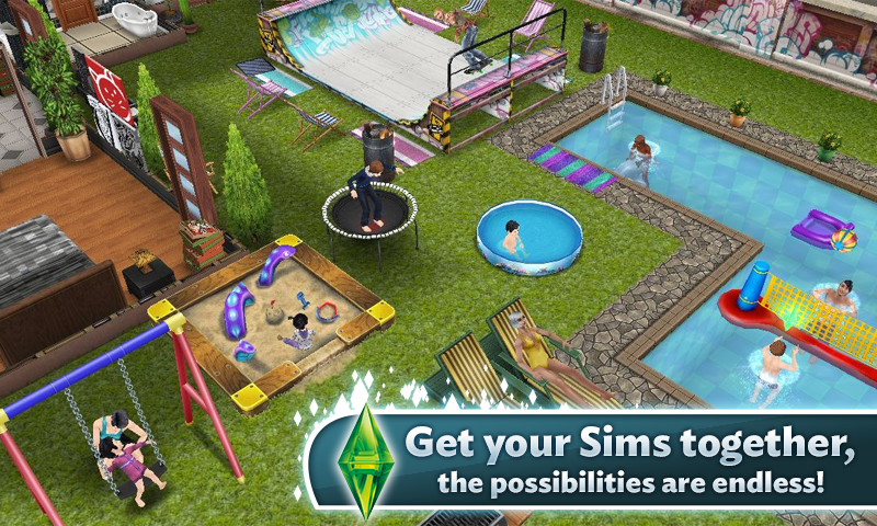 can you play sims online for free without downloading