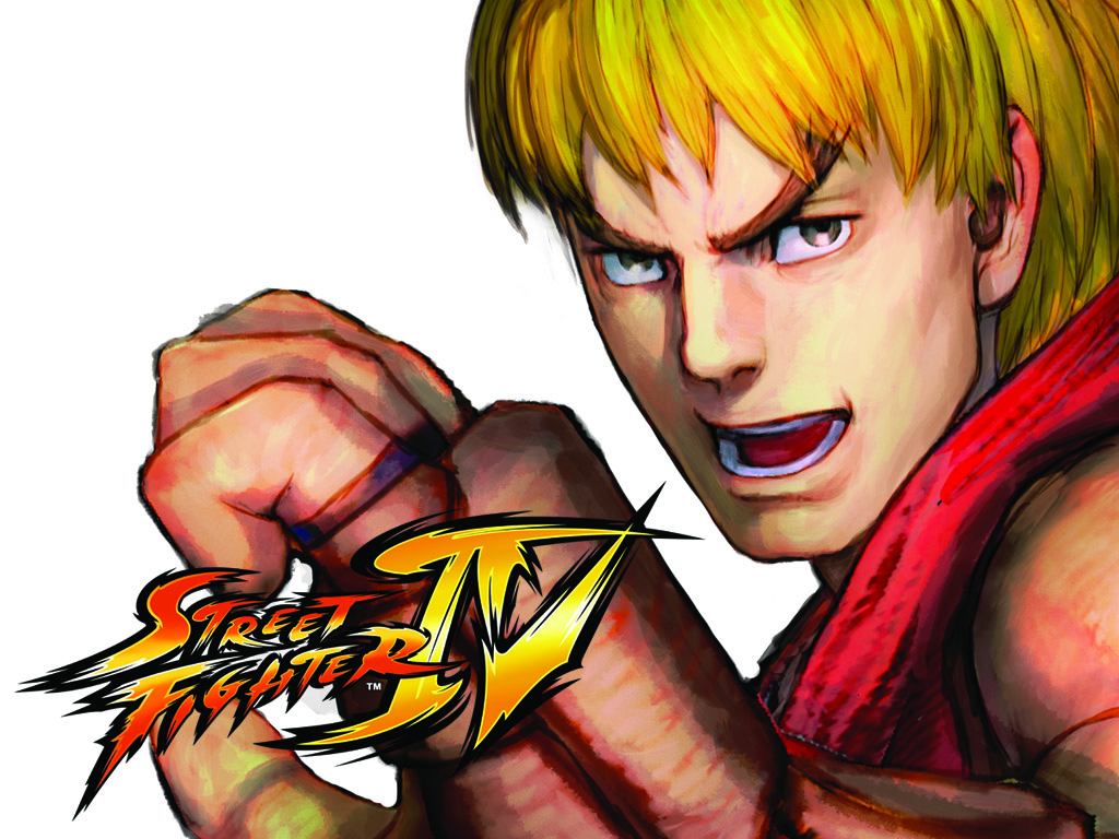 Street Fighter HD & Widescreen Wallpaper 0.0382454103614043