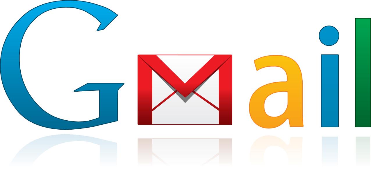 Gmail Glossy Logo