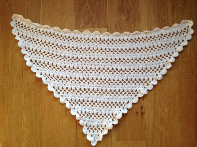 New Sjaal Haken Driehoek @YM26