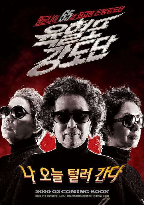 Phim Những Bà Già Găng Tơ-Nhung ba gia gang to 1