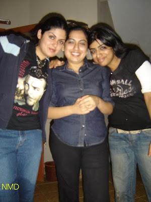 Iqra Manahil Rubab Three Friends